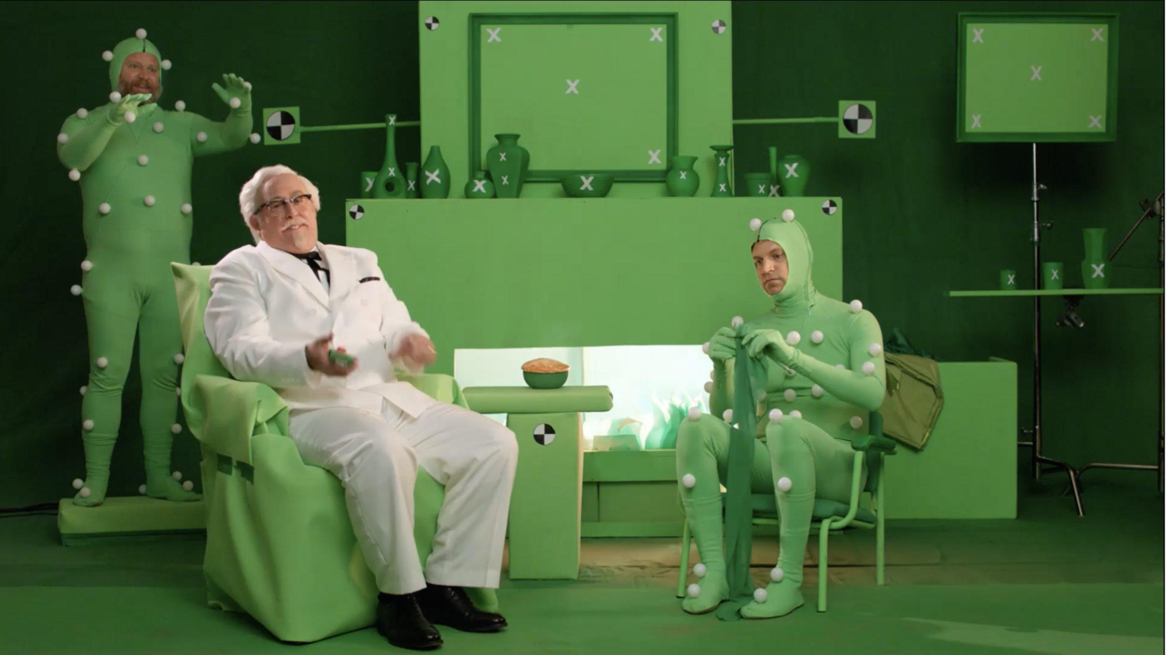 KFC Green Screen
