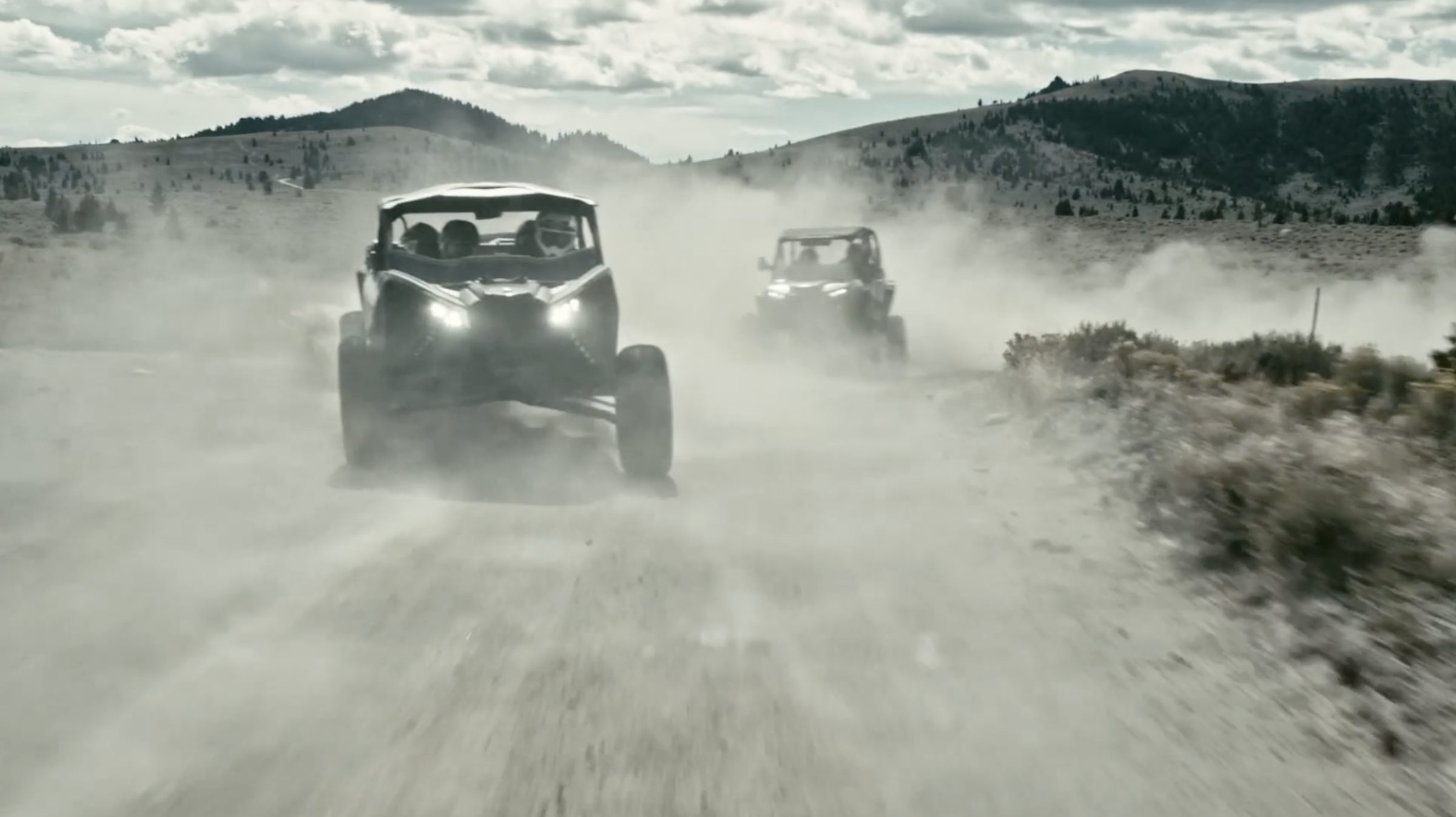 On X Offroad