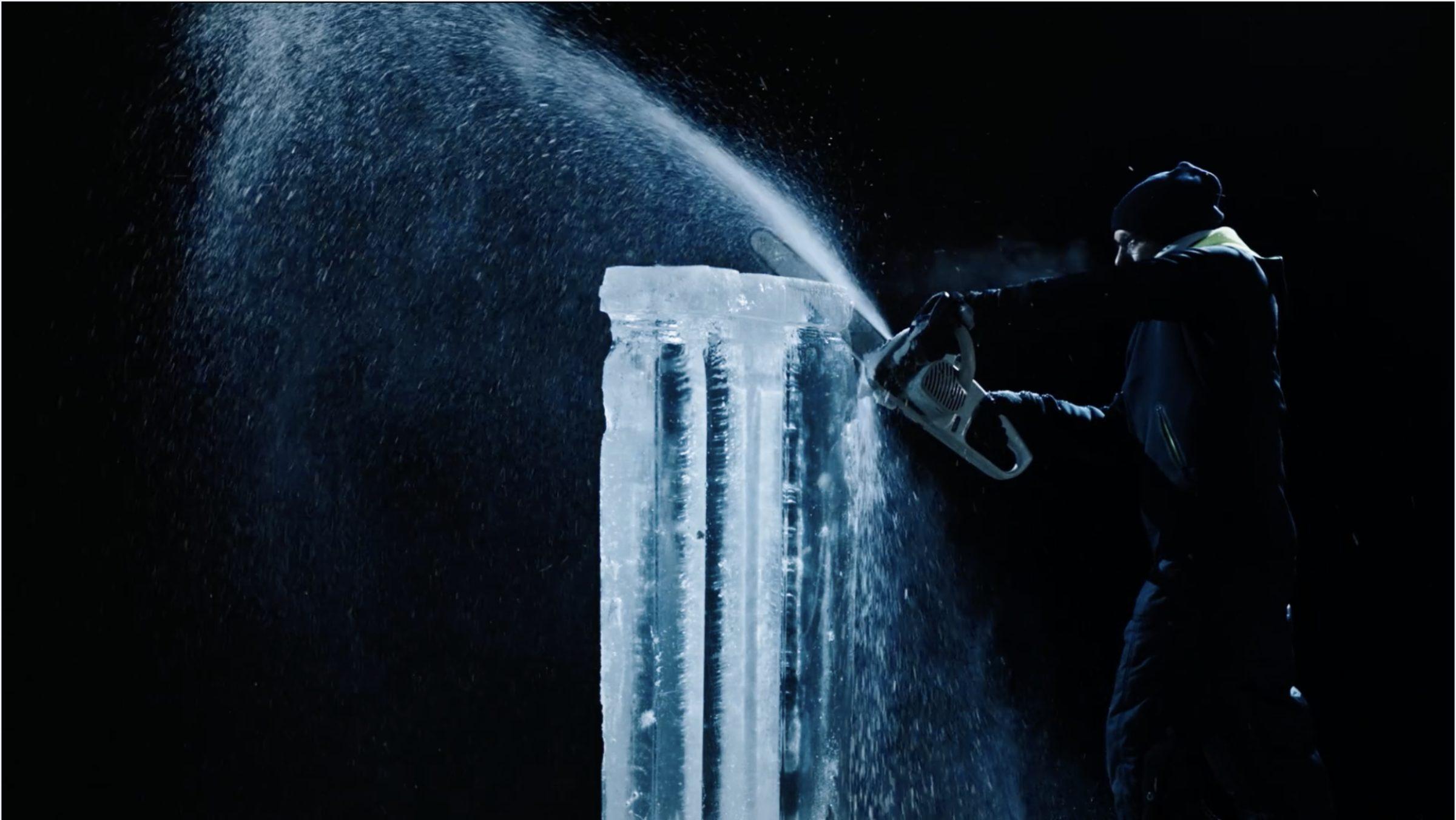 Nike - Ice Challenge