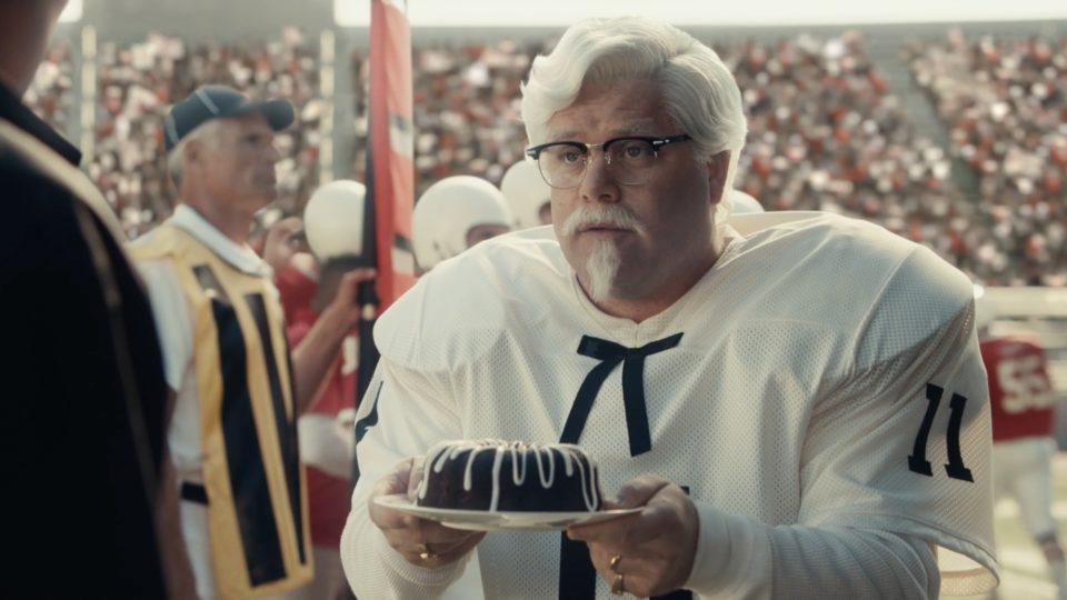 KFC Free Cake