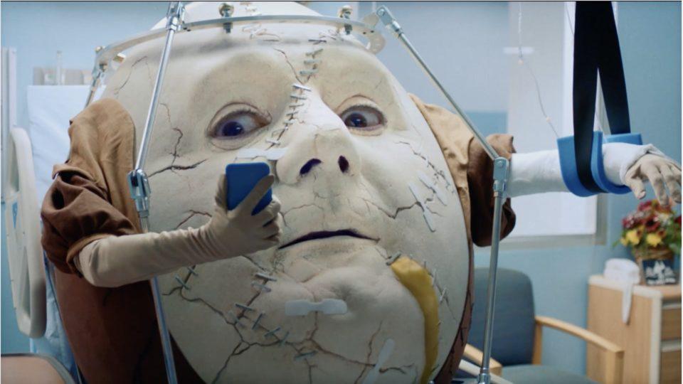 TurboTax - Humpty Dumpty