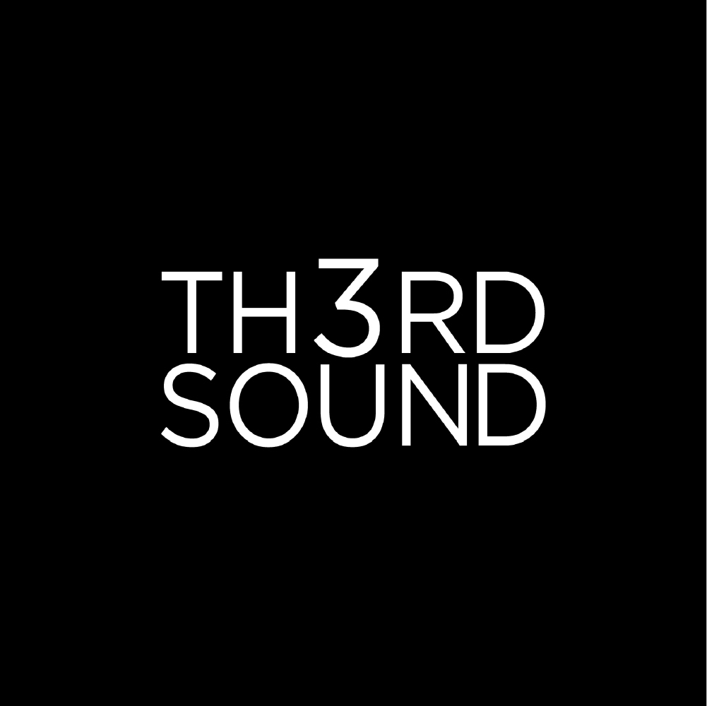 Th3rd sound logo matted